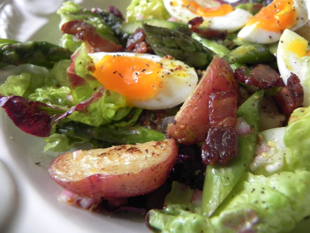 breakfast bistro salad