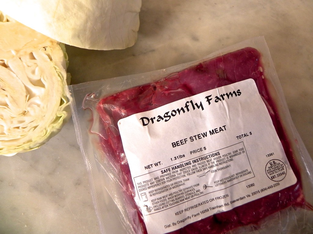 dragonfly farms rich beef stew meat