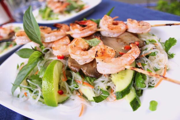vietnamese grilled shrimp