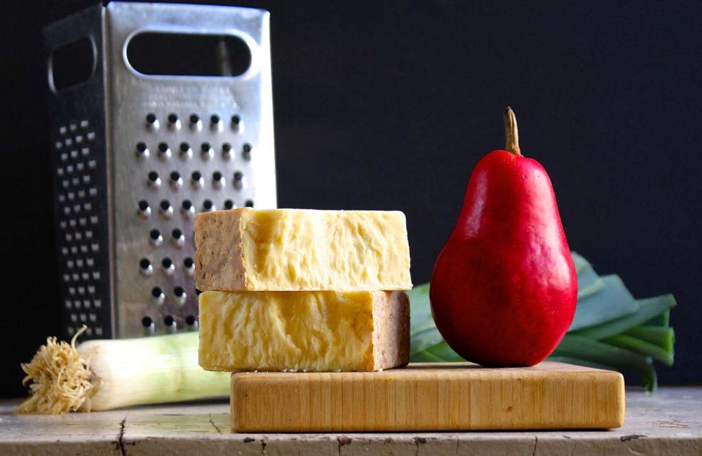 pear cheddar chowder