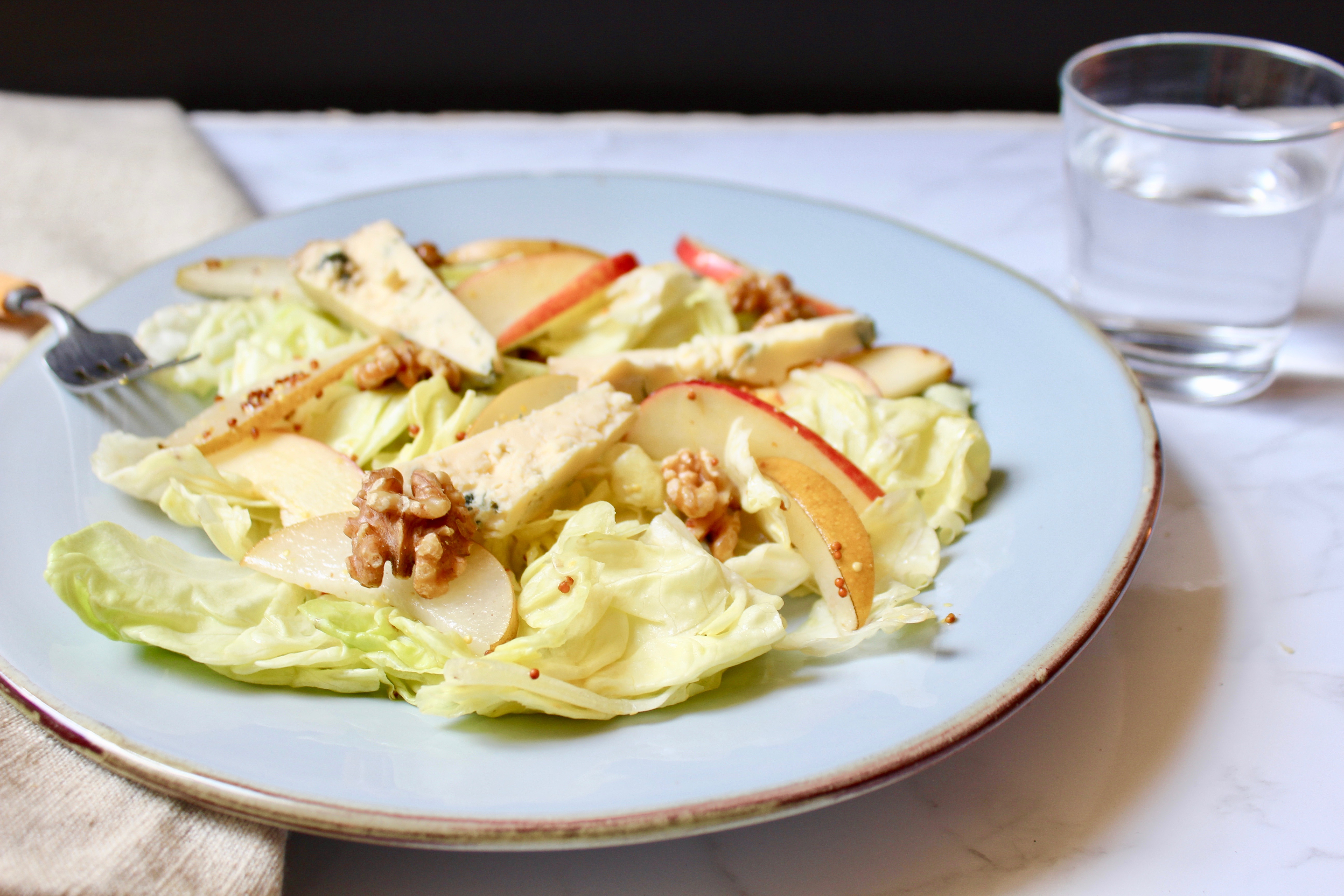 salad close-up